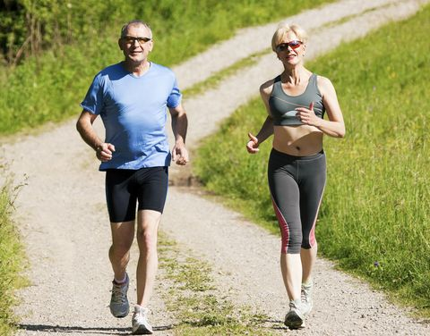 Physical Activity Keeps You Young