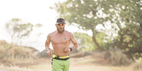 triathlete James Lawrence