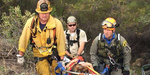 Goggles, Personal protective equipment, Sunglasses, Helmet, Workwear, Emergency service, Adventure, Rescuer, Job, Hard hat,