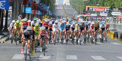 La Course: Women's Pro Cycling at the Tour de France
