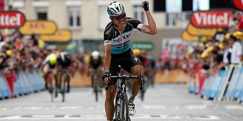 Martin Wins Stage 4