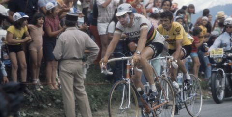 Who Punched Eddy Merckx? The Conclusion