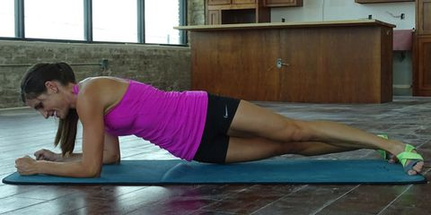 Toning plank variations for every trouble spot