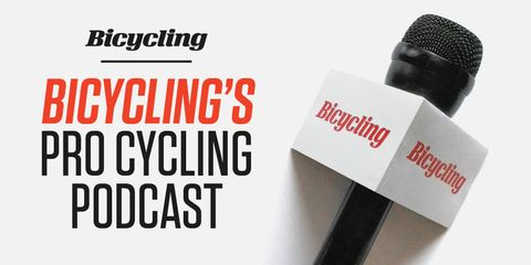 Bicycling Podcast