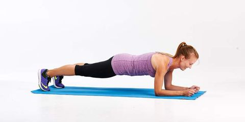 toning and strengthening body exercises for summer