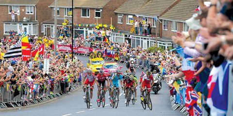The Selection/Tour de France