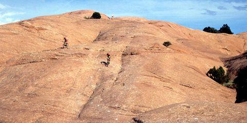 Cycling in Utah
