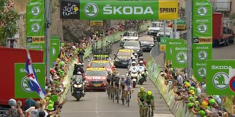 Stage 15 of the 2015 Tour de France