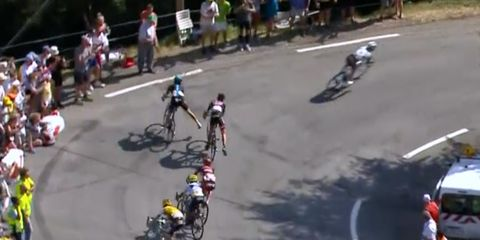 Stage 16 of the 2015 Tour de France