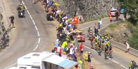 Stage 18 of the 2015 Tour de France