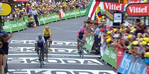 Stage 17 of the 2015 Tour de France