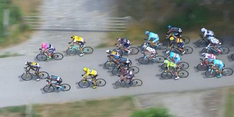 Stage 19 of the 2015 Tour de France