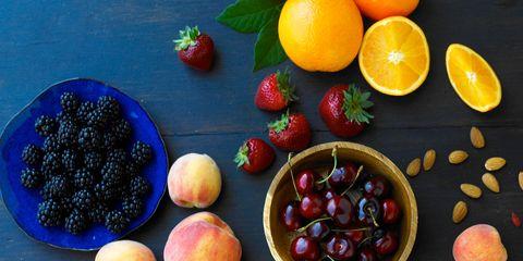 Fruit, Natural foods, Produce, Food, Local food, Citrus, Tangerine, Seedless fruit, Peach, Grapefruit,