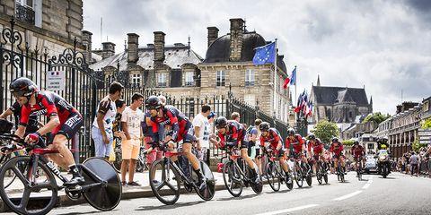 Tour de France Stage 10 Team Time Trail Winners BMC