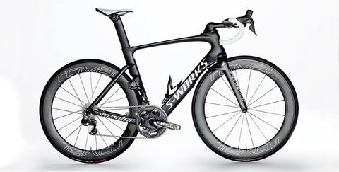 Is the Specialized Venge ViAS the Fastest Road Bike in the World?