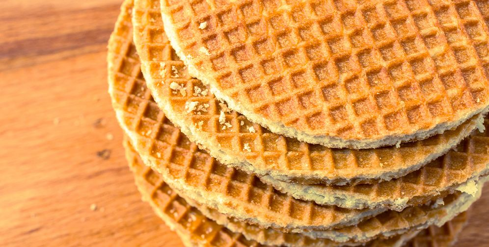 How The Stroopwafel Became Cycling S Sweetest Snack