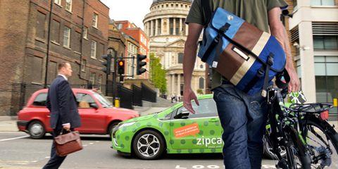 Zipcar Fleet Techs