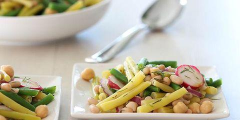4 bean summer salad