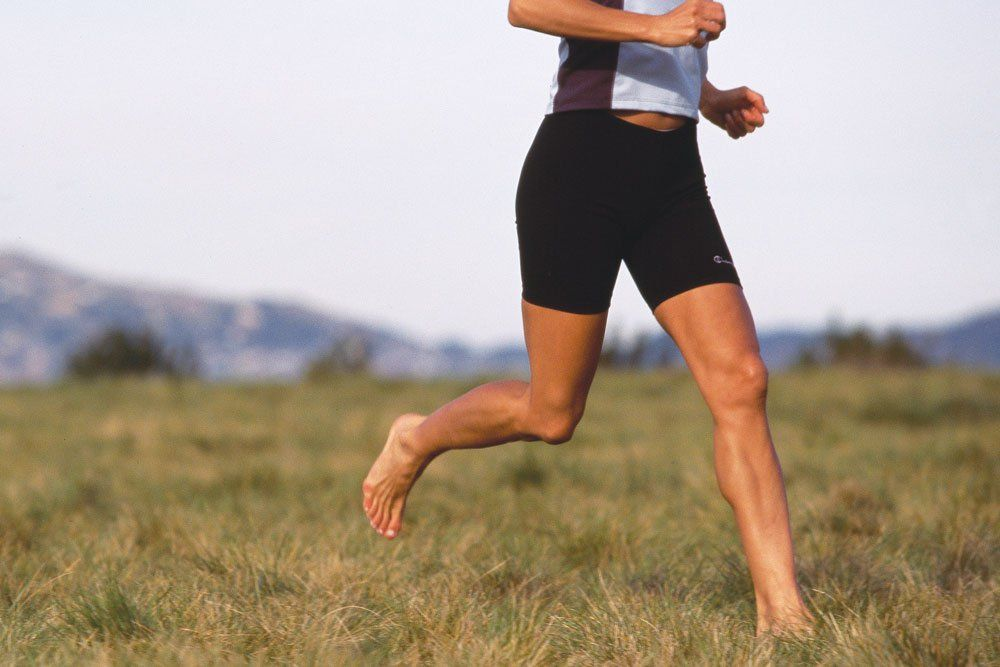 Running Injuries in Shoes and Barefoot
