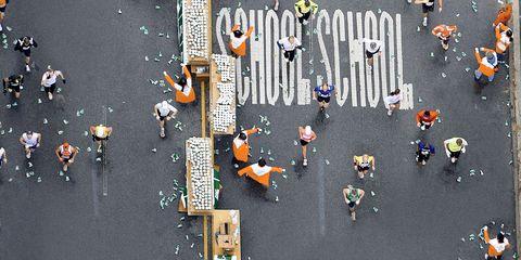 Orange, Aerial photography,