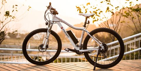 The Freway 5s Pushes Ebike Limits