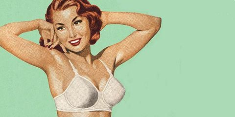 aging breasts