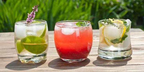 seltzer drinks
