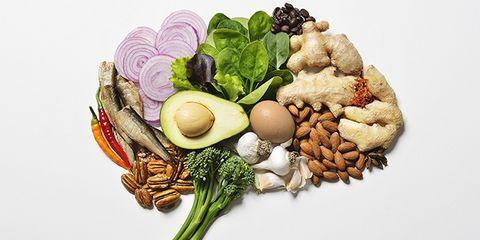 Ingredient, Natural foods, Produce, Leaf vegetable, Food group, Whole food, Vegetable, Vegan nutrition, Seed, Nuts & seeds,