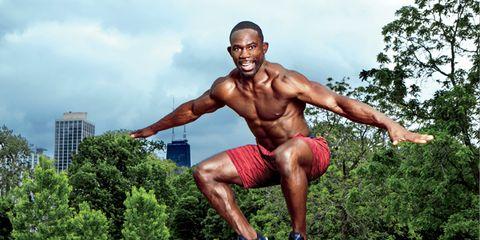 Gideon Akande Next Top Trainer