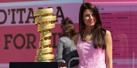 Giro d'Italia Never Ending Trophy