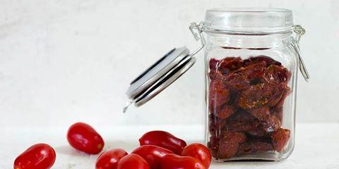 sun dreid tomato recipe