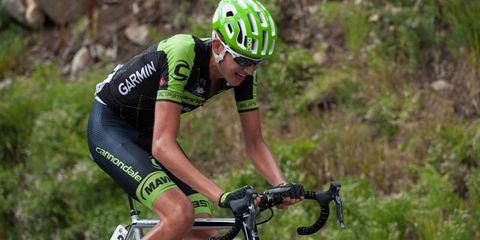 Joe Dombrowski Climbs