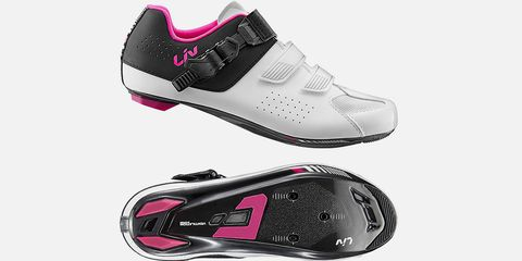 Liv Mova women's cycling shoe is not yet available in the United States.