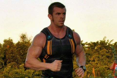 This Firefighter Lost 30 Pounds, Added Muscle—and Got Faster