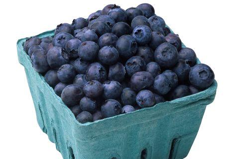 Blueberries Power Performance
