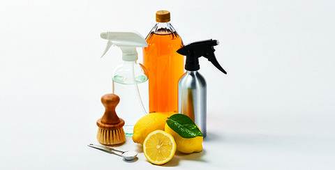 9 DIY Cleaners That Don't Contain Nasty Chemicals