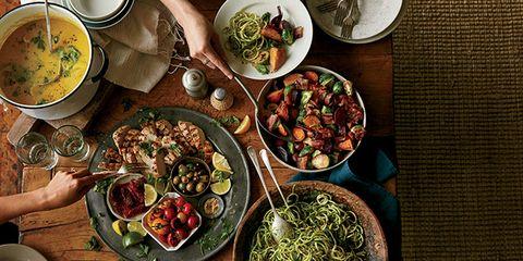 Food, Cuisine, Meal, Tableware, Dishware, Serveware, Ingredient, Dish, Bowl, Produce,