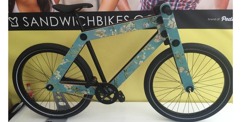 Sandwichbikes Lets You Build Your Own Townie