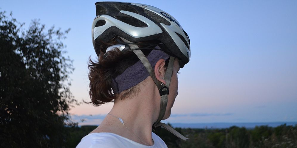 Sleek Ways To Avoid Helmet Hair