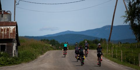 Riding Vermont with Specialized