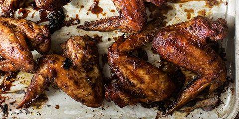 healthy chicken wings
