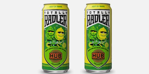 In the mood for something light? A radler might be a good pick.