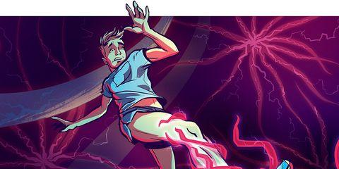 Art, Graphics, Dancer, Graphic design, Illustration, Cg artwork, Concert dance, Fictional character, Animation, Painting,