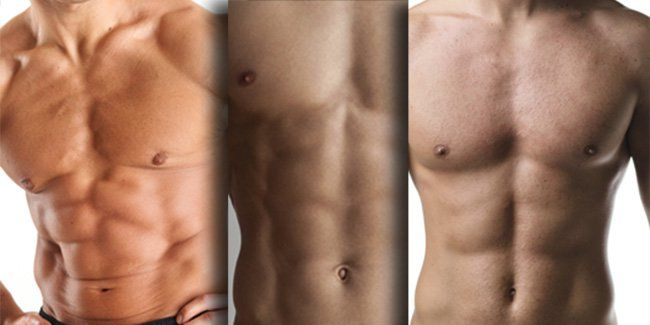 Why Abs Look Different | Men\'s Health