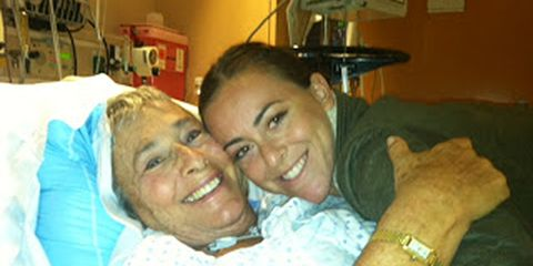 What I Learned from Watching My Mom Struggle with Ovarian Cancer