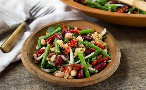 The Cleanest 3-Bean Salad You Can Make | Prevention