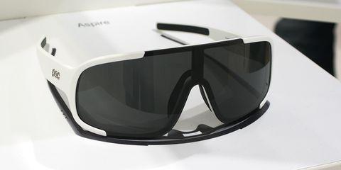 The Aspire is based off POC's Cornea mountain bike goggle.