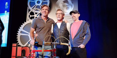 The cast of Breaking Away reunites after 25 years