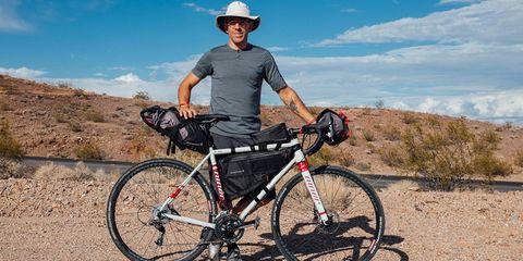 Blackburn bike-packing gear