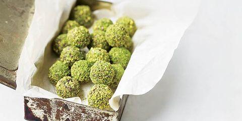 Green Truffle recipe